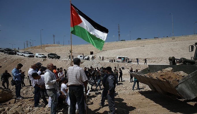 AB üyesi ülkelerden İsrail'e Han el-Ahmer tepkisi