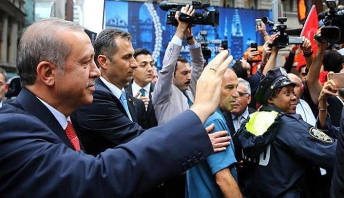 ABD'deki Müslüman toplumu Erdoğan'ı bekliyor