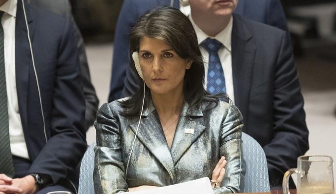 ABD: İran destekçilerine balistik füze verdi