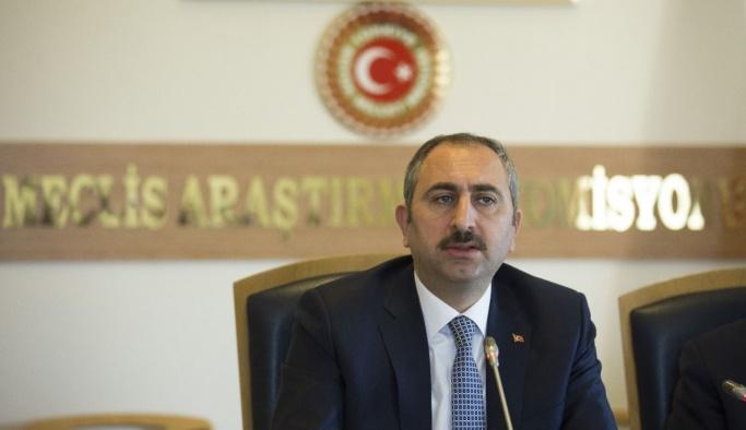 Adalet Bakanı Gül'den kovuşturma izni