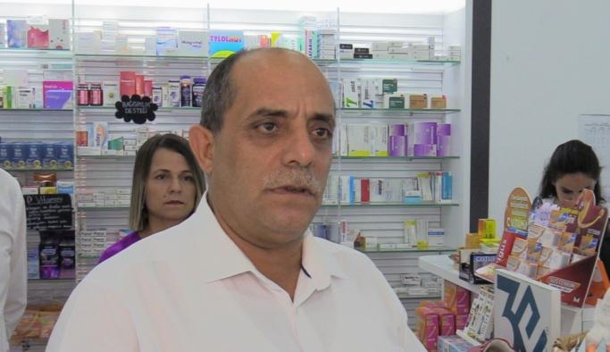 Adana'da nöbetçi eczane denetimi