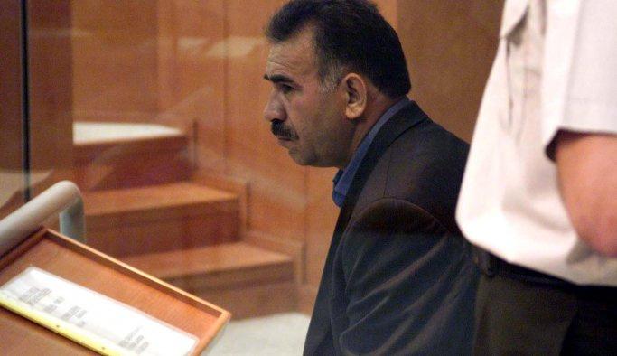 AİHM, Öcalan'ın talebini reddetti