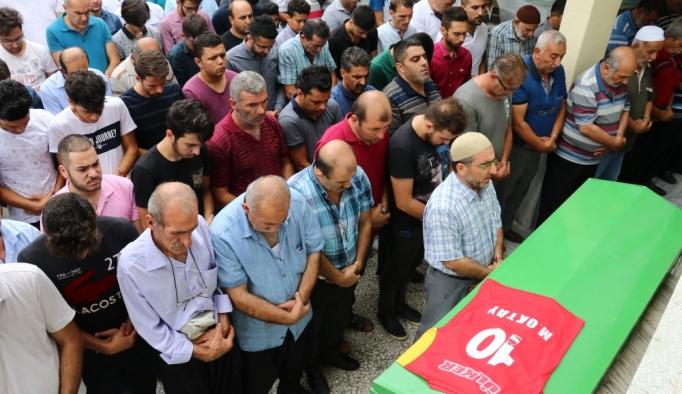 Aksaray'da yolcu otobüsünün devrilmesi