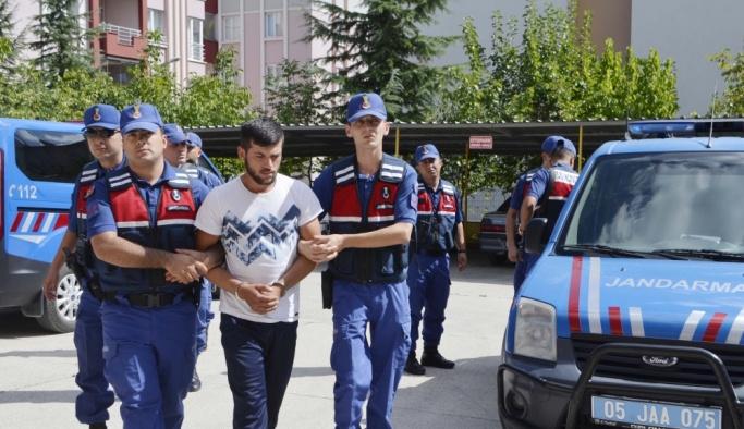 Amasya'da cinayet