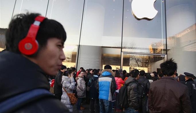Apple, Asya'da pazar payını kaybediyor
