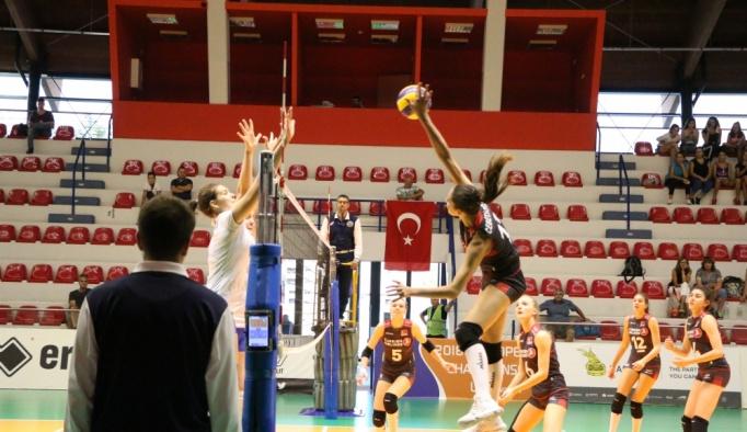 Avrupa 19 Yaş Altı Kadınlar Voleybol Şampiyonası