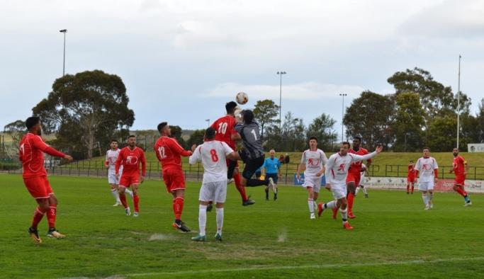 Avustralya'da tarihi kupayı Hilalspor kazandı