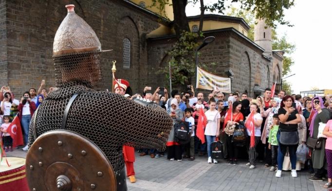 Bursa'nın düşman işgalinden kurtuluşunun 96. yıl dönümü