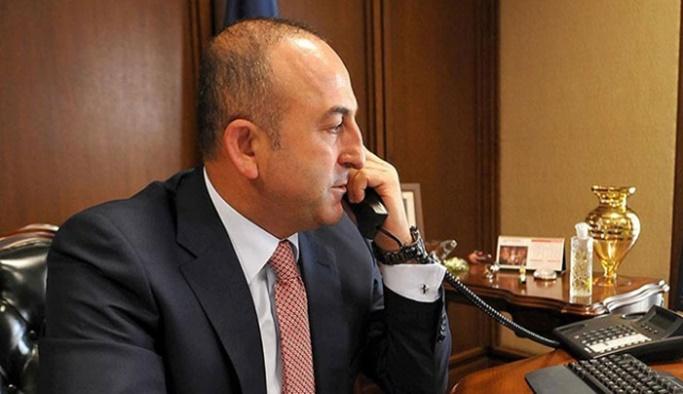 Çavuşoğlu, Suudi Arabistanlı mevkidaşıyla görüştü