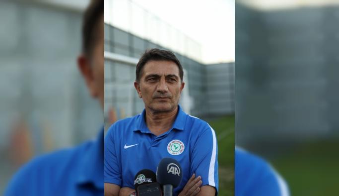 Çaykur Rizespor'da Bursaspor maçı hazırlıkları