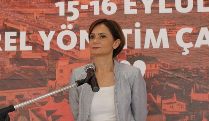CHP İstanbul Yerel Yönetim Çalıştayı