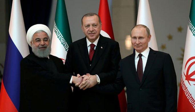 Cumhurbaşkanı Erdoğan'dan ABD'ye İran resti