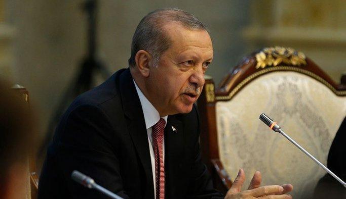 Erdoğan: Pazartesi günü önemli kararlar alacağız