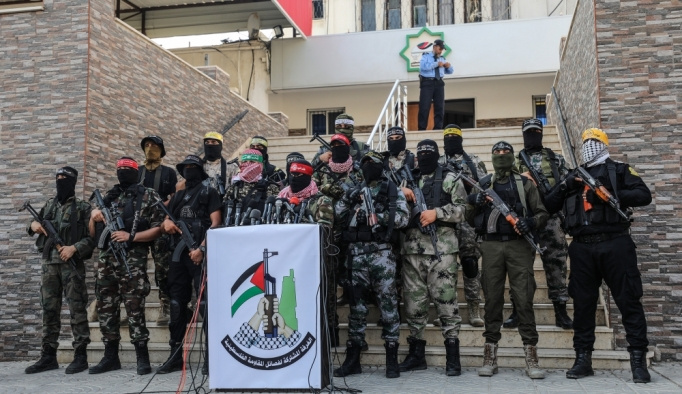 """Filistinli gruplardan """"Gazze tecrübesi Batı Şeria'ya aktarılmalı"""" çağrısı"""