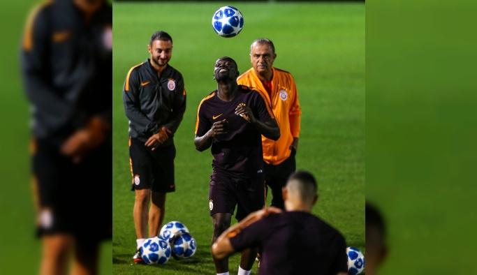 Galatasaray-Lokomotiv Moskova maçına doğru