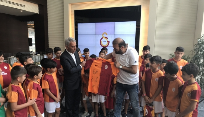 """""""Galatasaray'da görev süremi tamamladığıma inanıyorum"""""""