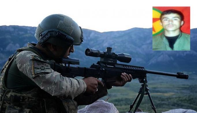 """""""Gri"""" kategoride bulunan terörist Ömer Erdemir öldürüldü"""