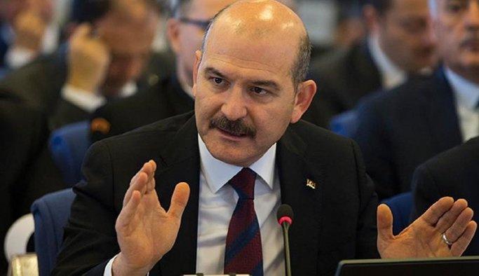 Süleyman Soylu: 255 bin Suriyeli ülkesine döndü