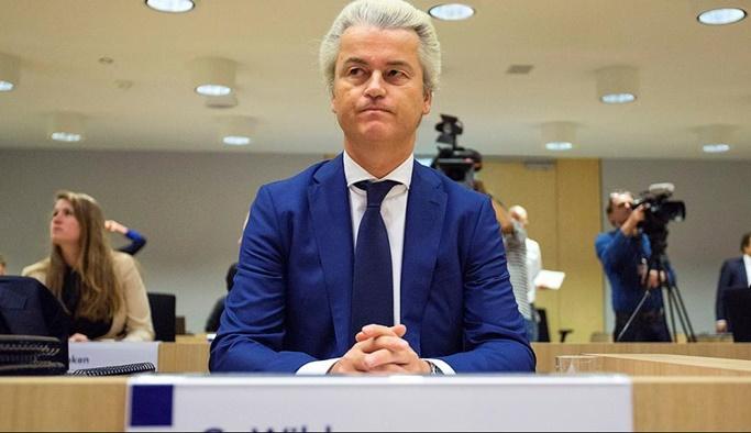Irkçı Wilders'ten İslamofobik yasa teklifi