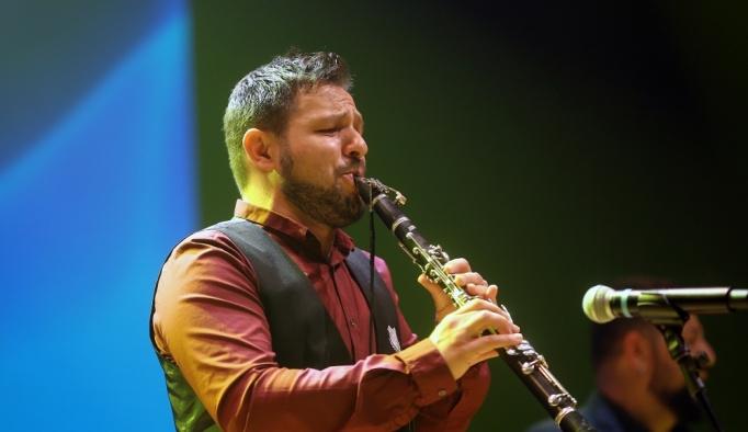 İsmail Lumanovski ve Dzambo Agusev Orkestrası CRR'de