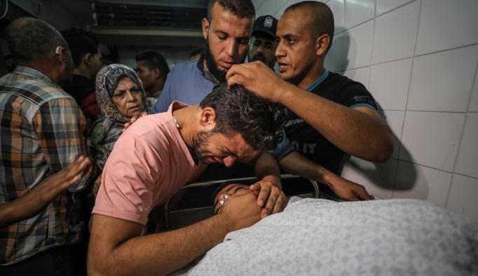 İsrail askerlerinin yaraladığı bir Filistinli çocuk daha şehit oldu