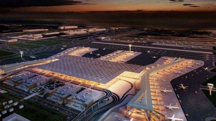 İstanbul'un yeni havalimanının ismi Recep Tayyip Erdoğan Uluslararası Havalimanı mı olacak?