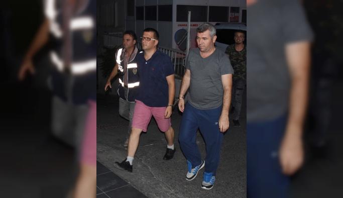 İstanköy Adası'na kaçmaya çalışan FETÖ şüphelilerinin yakalanması