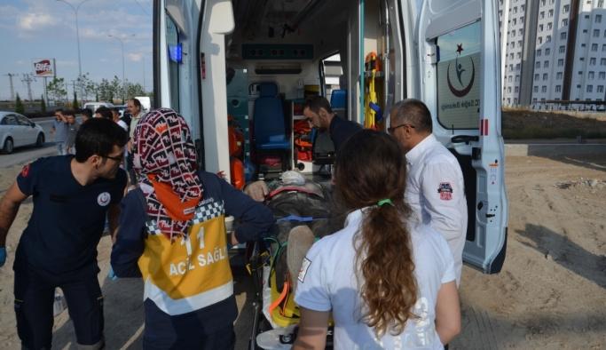 Karaman'da otomobil devrildi: 2 ölü, 3 yaralı