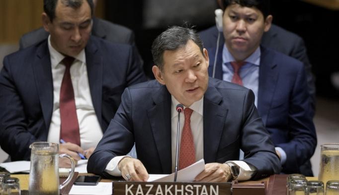 Kazakistan BM'nin barışgücü operasyonlarına katkısını artıracak