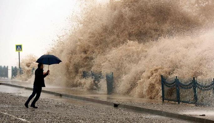 'Kestane karası fırtınası' geldi