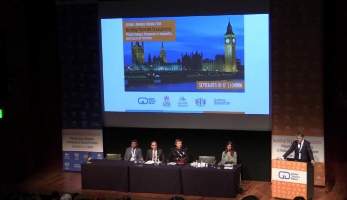 Küresel Donörler Forumu başladı