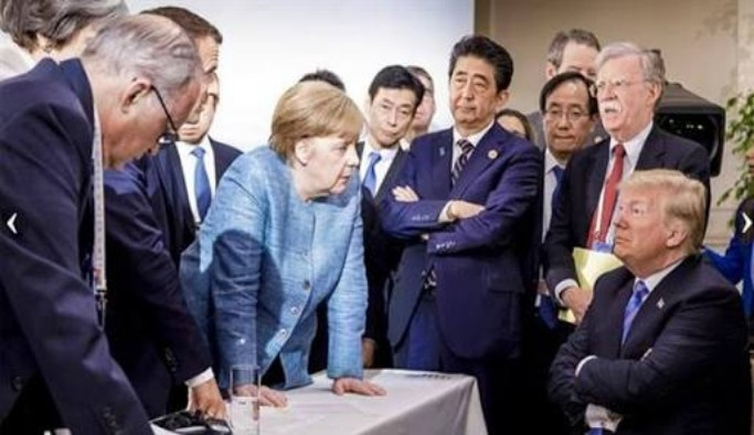 'Küresel ticaret savaşı en çok ABD'yi etkileyecek'