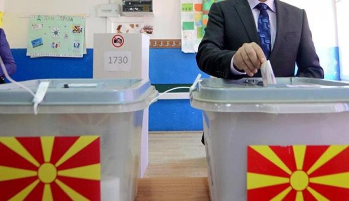 Makedonyalı seçmenler isim sorununu oyluyor