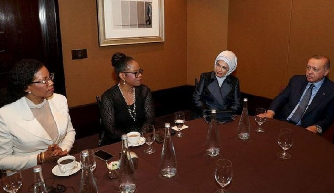 Malcolm X'in kızından Erdoğan çıkışı