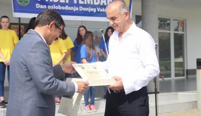 """Manisa'dan Bosna Hersek'e """"Aktif Çocuk Parkı"""""""