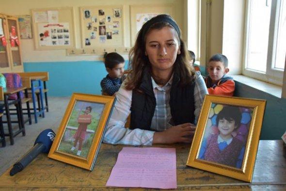 Melek öğretmenden Sedanur'a mektup: İnsanlık öldü kızım