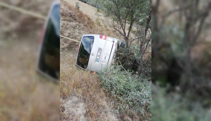 MHP Alucra İlçe Başkanı trafik kazasında hayatını kaybetti