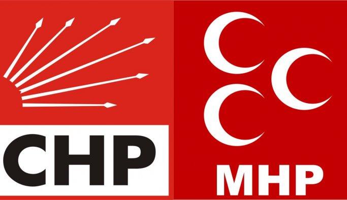 MHP'den CHP'ye sert ittifak cevabı