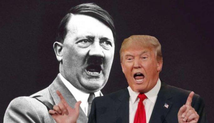 Michael Moore: Trump'ı Hitler ile kıyasladı!