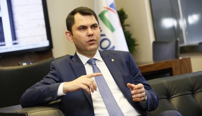 Murat Kurum: Kanal İstanbul bizim için en önemli proje