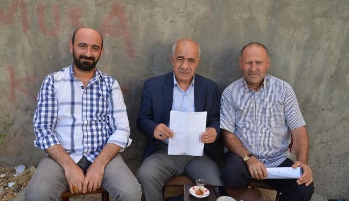 Muş'ta İYİ Parti'den istifa