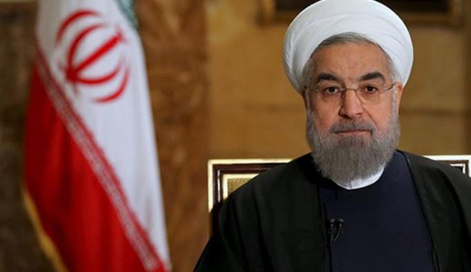 Ruhani: Trump'ın sonu Saddam gibi olacak
