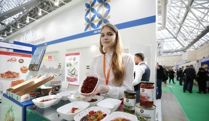 """Rus gıda ve içecek fuarı """"WorldFood Moscow"""" başladı"""