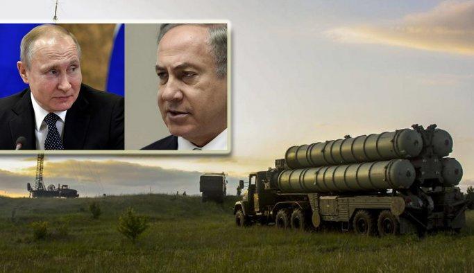 Rusya, Suriye'ye S-300 füzeleri gönderiyor