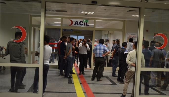 Siirt'te kaza: 2 ölü, 6 yaralı