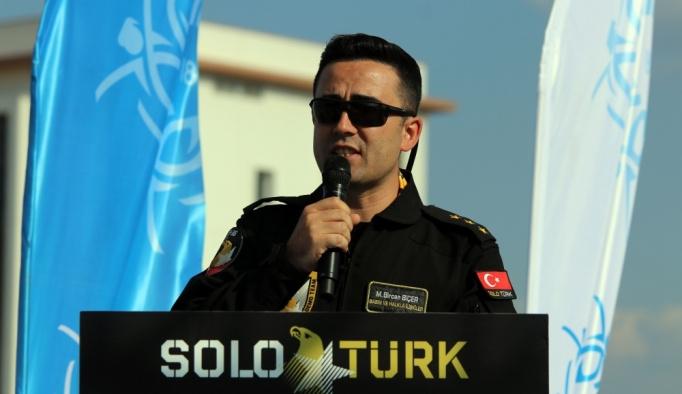 SOLOTÜRK'ten gösteri uçuşu