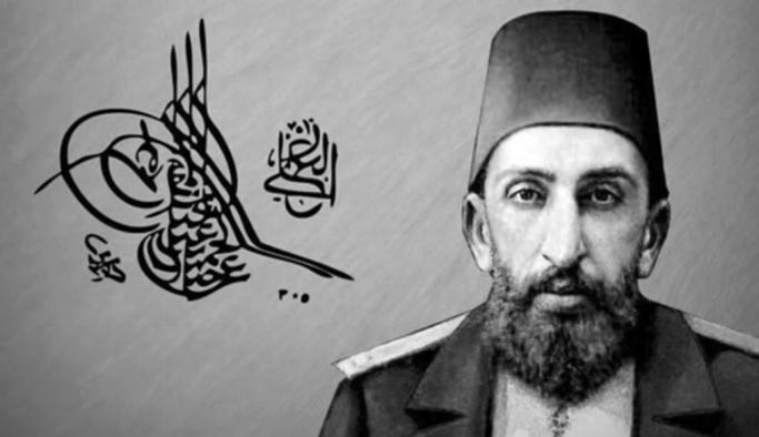 Sultan Abdülhamid Han 176 yaşında
