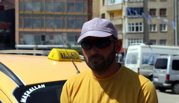 Taksicinin dikkati İranlı uyuşturucu satıcılarını yakalattı