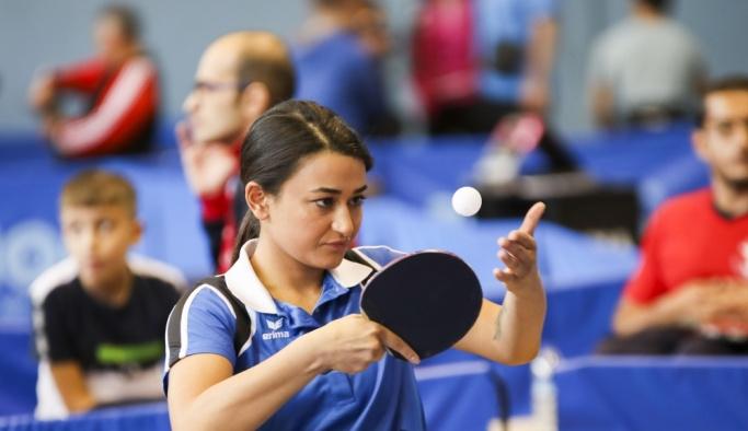 Tekerlekli Sandalye Masa Tenisi Türkiye Şampiyonası