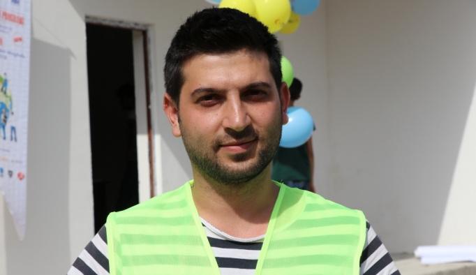 TİKA gönüllülerinden Gürcistan'da eğitim ve kültüre destek